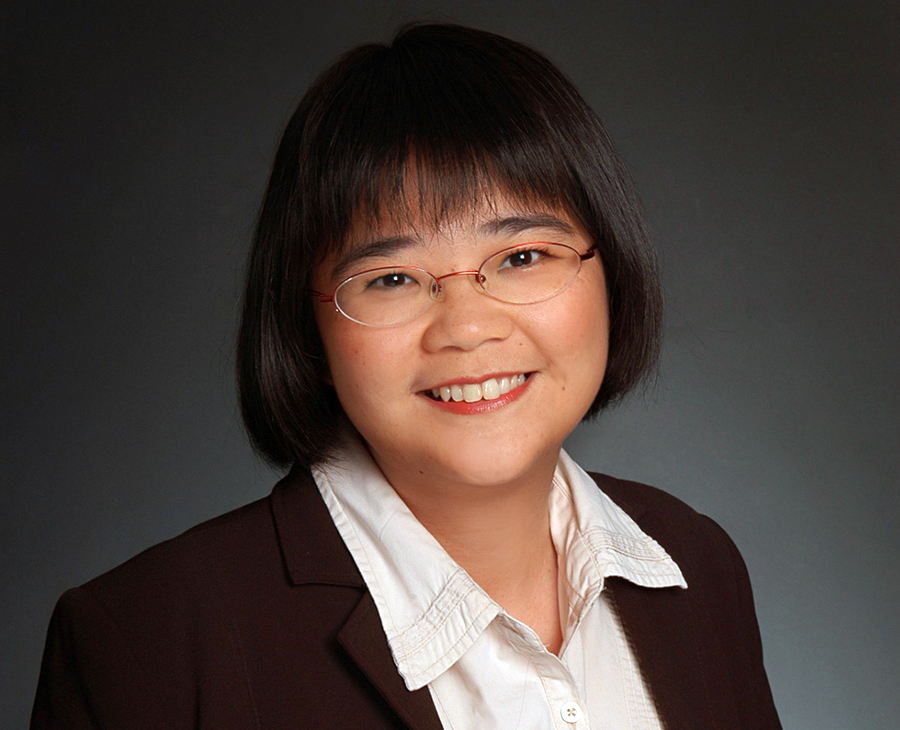 Dr Audrey Chia from Singapore National Eye Centre