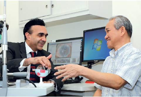 Singapore Eye Bank - Supporting Corneal Transplants in Singapore