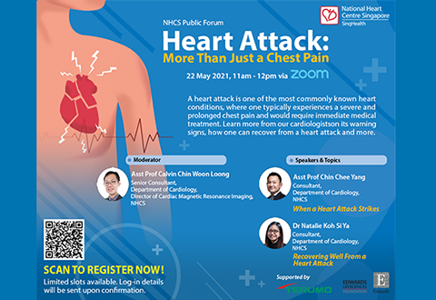 NHCS Heart Attack Public Forum 22 May 2021