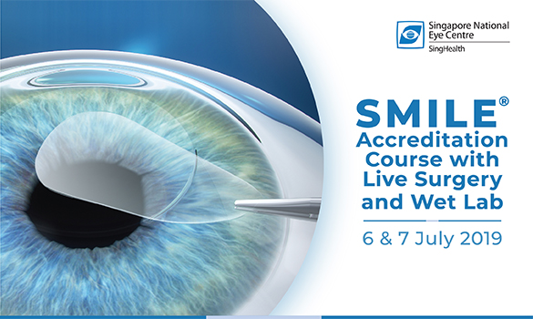 SMILE Accreditation Course with Live Surgery and Wet Lab