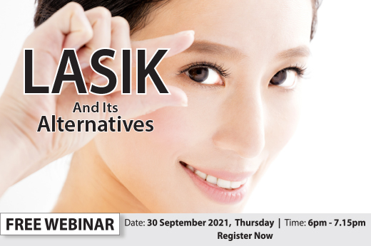 LASIK and Its Alternatives