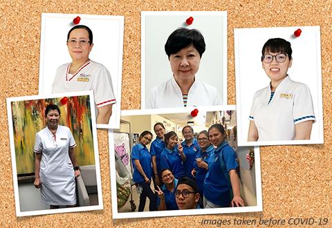 Nurses who go the extra mile