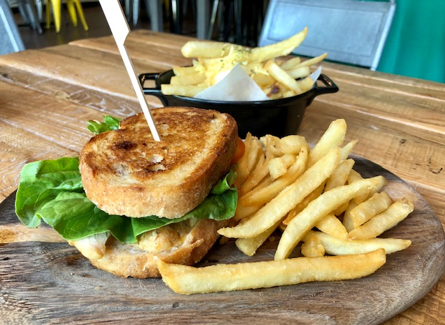 Food Review: Coffee Bandits - Singapore National Eye Centre