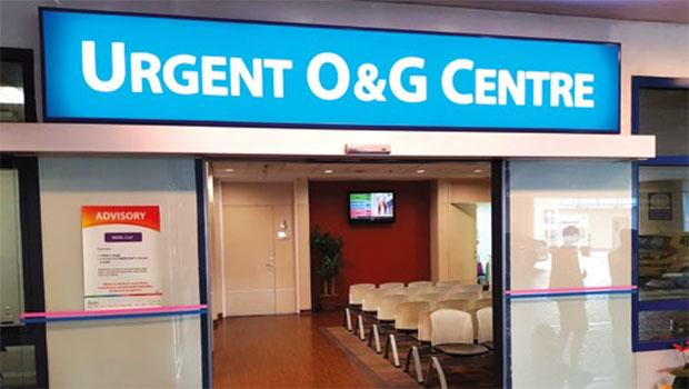 with urgent O&G conditions, the Urgent O&G Centre provides a compreshensive range of services.
