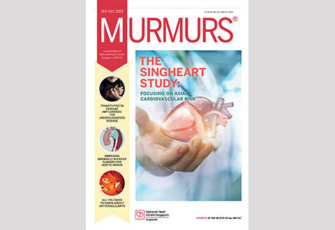 Murmurs Newsletter Issue 35 (Sep – Dec 2019)