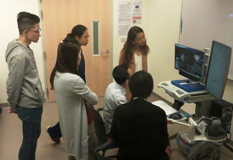 One-stop Ultrasound Simulation Workshop Equips Learners of