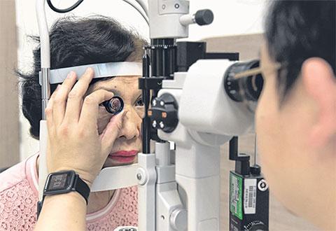 Better ways to treat diabetic eye diseases