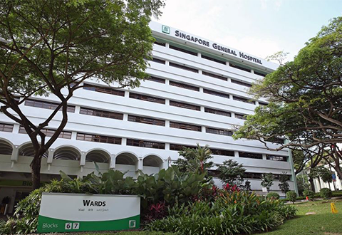 SGH ranked worlds third best hospital by Newsweek