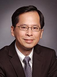 Prof Cheng Ching-Yu from Singapore National Eye Centre