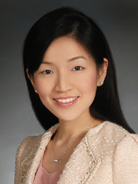 Dr Livia Teo from Singapore National Eye Centre